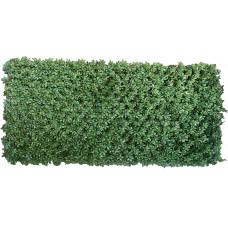 Декоративна ограда Хармоника Магнолия H=1.0 x L=2.0m Цвят: Светло зелен