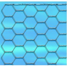 Оградна мрежа Hexanet H=1.0 x L=10 m