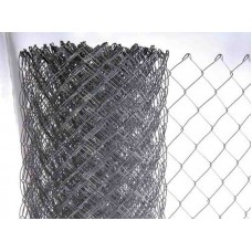 Плетена поцинкована мрежа H=1.50 x L=10 m