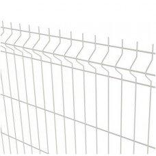 Оградно пано Nylofor 3D Zincalu; H=1.23 m x L= 2.50 m Цвят поцинкован