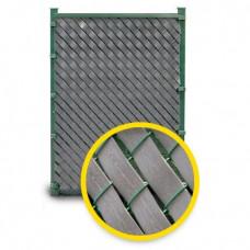 PVC лента за оградни пана и мрежи Colorado