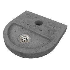 Основа за алуминиеви градински чешми - кръгла