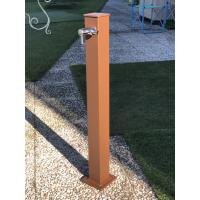 Градинска чешма алуминий, модел VAN GOGH - бронз