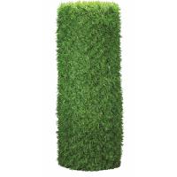 Плетена оградна мрежа с декоративно PVC покривало модел Grass Green H=1.00m x L=10m