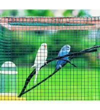 Електрозаварена мрежа Hobby fence H=1.0m L=5m Цвят зелен