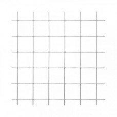 Електрозаварена мрежа Hobby fence H=0.5m L=5m Поцинкована