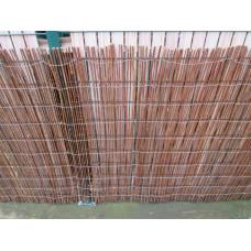 Естествено покривало за огради тип Върба H=1.5 x L=3.0 m