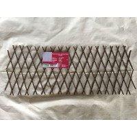 Декоративна плетена ограда H=30 cm x L=100 cm