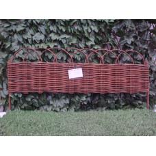 Декоративна плетена ограда H=45 cm x L=100 cm
