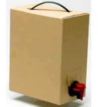 Кутия за метализирана торба 5 л.