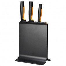 Комплект 3 бр. ножове FunctionalForm с PVC поставка