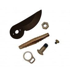Острие, болт, лист, гайка, винт и пружина за градински ножици 111960  за рязане с една ръка