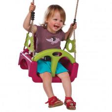 Детска люлка Trix, цвят лилав