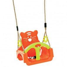 Детска люлка Trix, цвят оранжев
