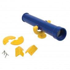 Детски телескоп за игра цвят син