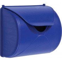 Детска пощенска кутия за игра цвят син