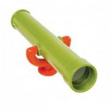 Детски телескоп за игра цвят лайм