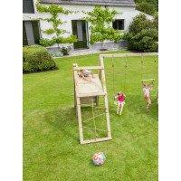 Детски дървен модул за игра модел CHALLENGER, Blue Rabbit 2.0 KBT