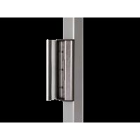 Насрещник за брава за индустриална врата - за кръгъл профил