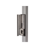 Насрещник Secura за брава за индустриална врата