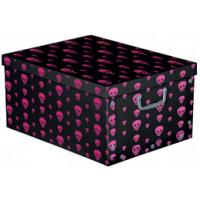 Картонена кутия SKULL