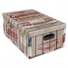 Комплект 3 бр. картонени кутии OLD CALIFORNIA