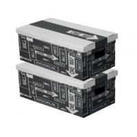 Комплект 2 бр. картонени кутии ONE WAY