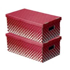 Комплект 2 бр. картонени кутии NEW POIS