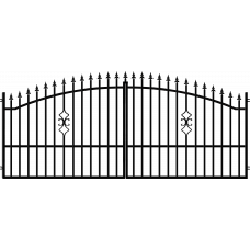 Двукрила оградна врата + панти Venus