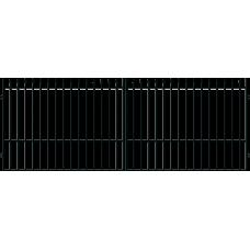 Двукрила оградна врата + панти Malta
