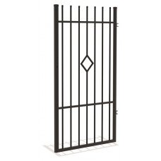 Еднокрила оградна врата + панти Rita