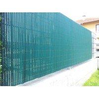PVC покривало за огради, балкони и тераси модел Бамбук H=1.0 x L=3.0 m