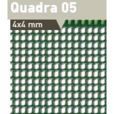 PVC мрежа Quadra 05 H=1.0 x L=5.0 m
