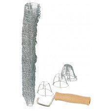 Метални кошнички за шампанско 100 бр.