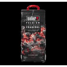 Дървени въглища WEBER Premium 3 kg