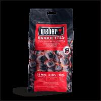 Брикети WEBER®, пакет 8 kg