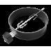 Приставка - чеверме WEBER® (съвместима с барбекюта на въглища 57cm)