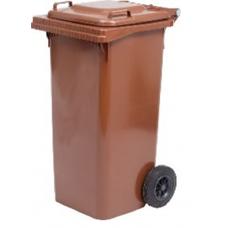 Пластмасова кофа за смет с колела 240 л.