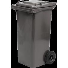 Пластмасова кофа за смет с колела 120 л.
